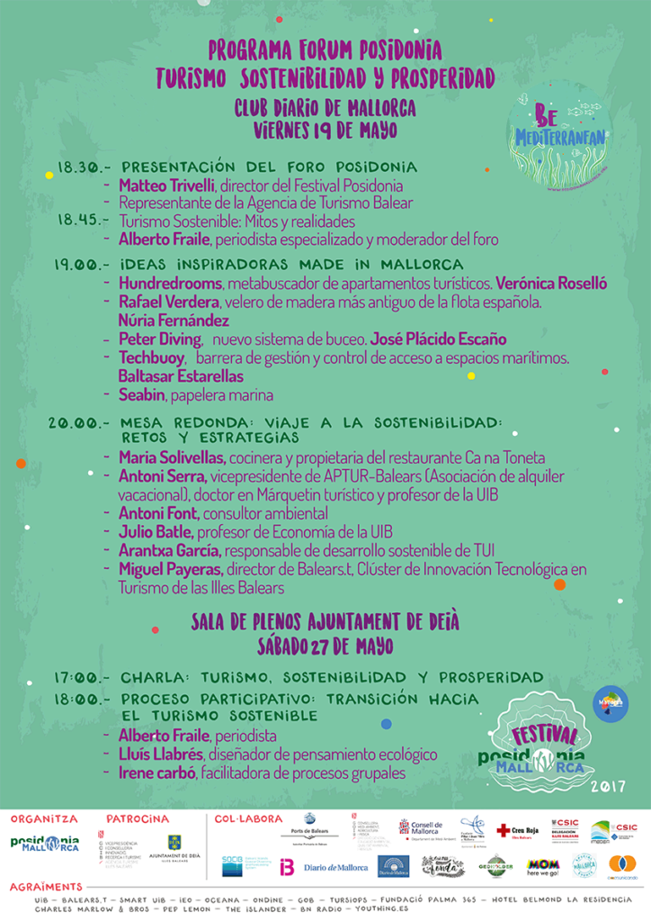 Forum Posidonia Mallorca