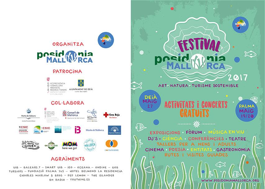 Programa Posidonia Mallorca 2017